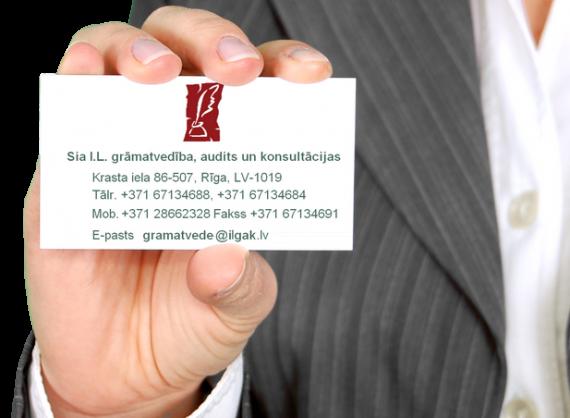 I.L. grāmatvedība, audits un konsultācijas
