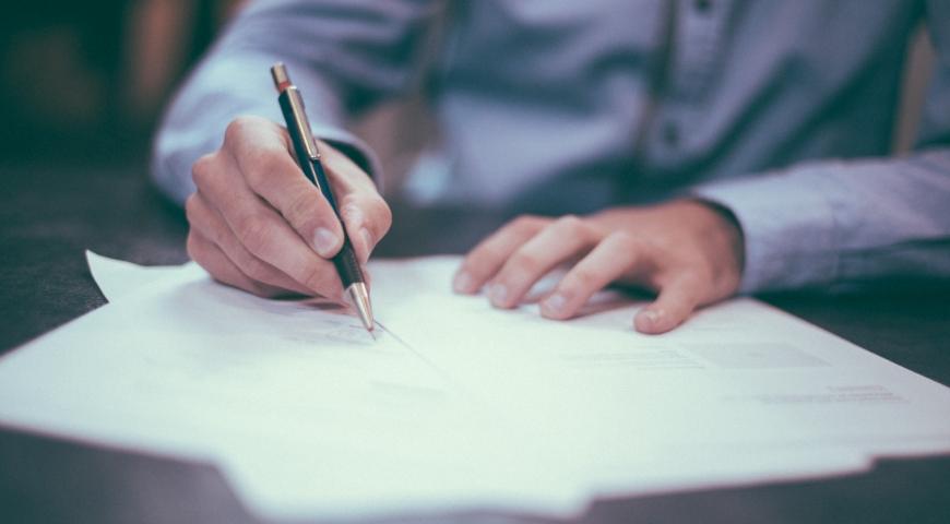 Kā pareizi noformēt dokumentus